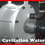 Cavitation water heater