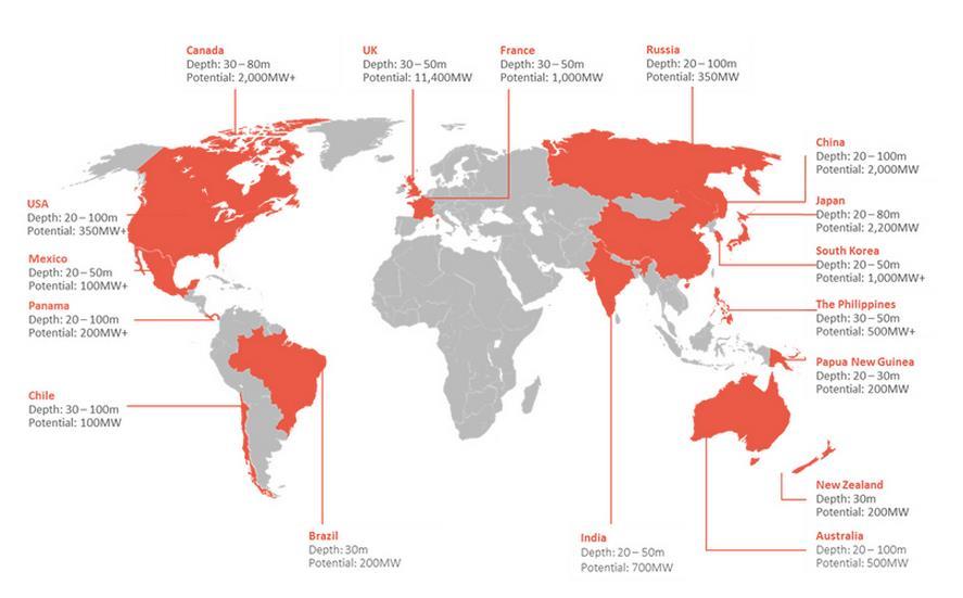 Estimate-of-global-tidal-resources