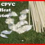 How To Build A CPVC Hot Water Solar Heat Collector