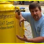 Low Energy Alternate Fuel Generator