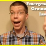 How to resolve ground fault issues