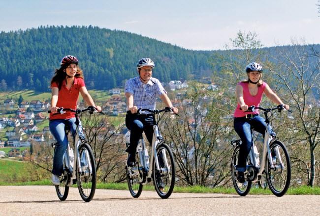 T-Baiersbronn-E-Bike.-Picknick
