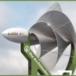 Archimedes Wind Turbinne