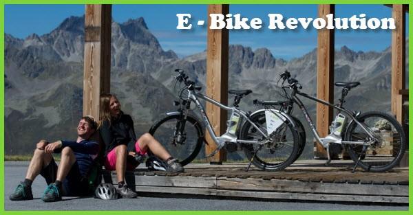 e - bike revolution