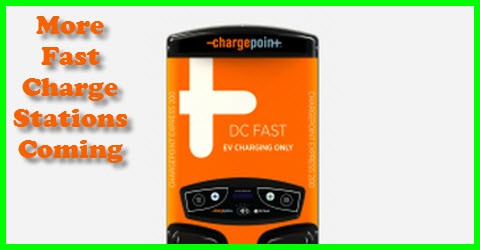 fast charge stations
