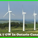 New Wind Power Connected To The Grid