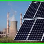 solar vs coal cost