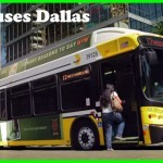CNG Buses Dallas