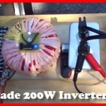 Homemade 200W Inverter