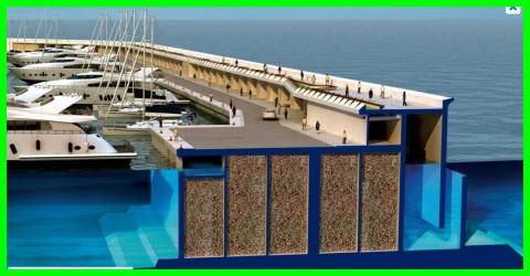 Italian wave energy project
