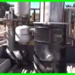 Wood Fired Pickup Truck