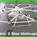 All Electric Helicopter