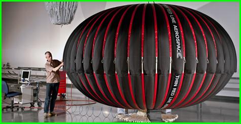 Compressed air bag