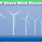 Off Shore Wind Record Growth