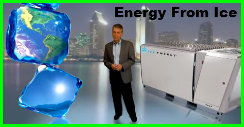 energy from ice