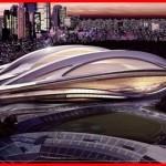 Tokyo Main Olympic Stadium