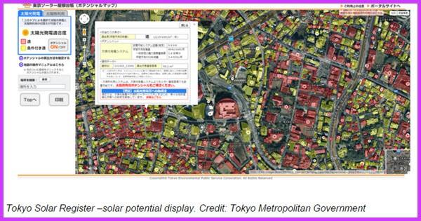 Tokyo Solar Register