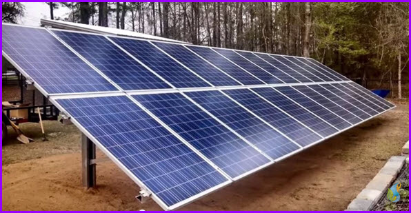 Whole House Solar Install