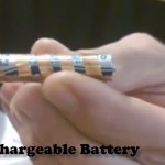 How to make contiuously rechargeable batteries